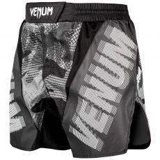 VENUM TACTICAL MMA FIGHTSHORTS - CAMO BLACK