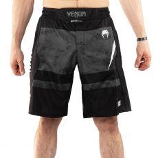 Mma Shorts Venum Sky247  - Black/Gray
