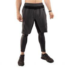 Σορτσάκι Προπόνησης Venum G-Fit Training Shorts  - Grey/Black