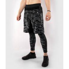Venum Defender Training Shorts - Dark camo