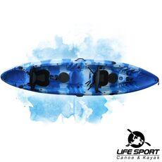"Kayak Life Sport ""Happiness"" (2 adults + 1 child)"