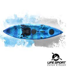 "Kayak Life Sport ""Lango"" (1 ενήλικος)"