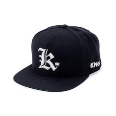 Kingz Old English K Snapback