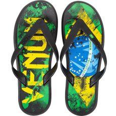 ΣΑΝΔΑΛΙΑ VENUM ΣΑΓΙΟΝΑΡΕΣ BRAZILIAN FLAG GREEN/YELLOW/BLUE
