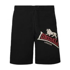 ΑΝΔΡΙΚΟ ΜΑΓΙΟ LONSDALE LOTHROP ATLOW - BLACK