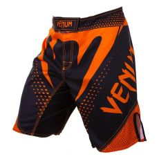 ΣΟΡΤΣΑΚΙ VENUM MMA HURRICANE FIGHT SHORTS - BLACK/NEO ORANGE