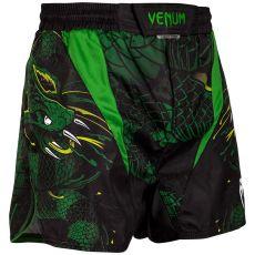 VENUM GREEN VIPER MMA FIGHTSHORTS - BLACK/GREEN