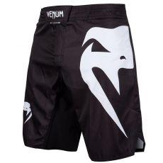 VENUM LIGHT 3.0 ΣΟΡΤΣΑΚΙ MMA FIGHTSHORTS - BLACK/WHITE
