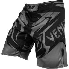 VENUM MMA SHADOW HUNTER FIGHTSHORTS - BLACK/GREY