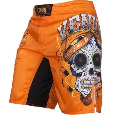 MMA ΣΟΡΤΣΑΚΙ VENUM SANTA MUERTE 2.0 FIGHT SHORTS - ORANGE