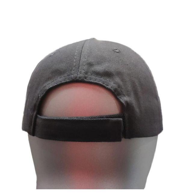 ΑΝΔΡΙΚΟ ΚΑΠΕΛΟ LONSDALE FAWLEY CAP - BLACK/GREY