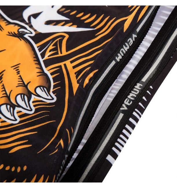 ΜΑΚΡΥΜΑΝΙΚΟ RASH GUARD VENUM TIGER - BLACK/ORANGE