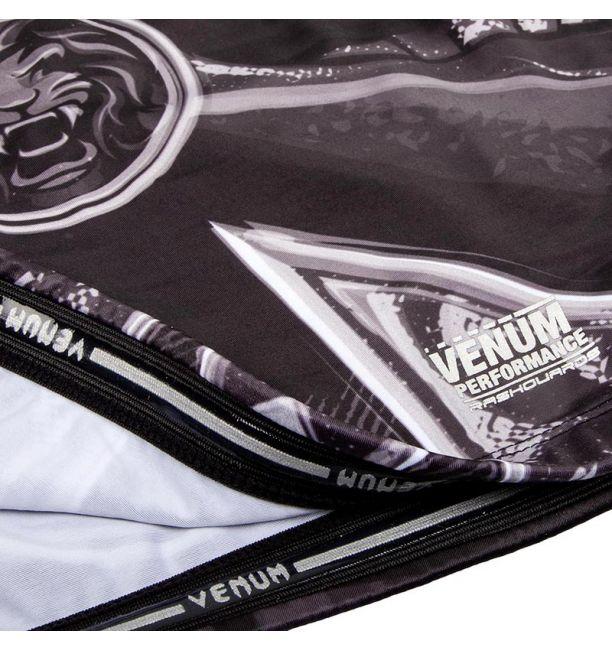 ΚΟΝΤΟΜΑΝΙΚΟ RASHGUARD VENUM GLADIATOR 3.0 - BLACK/WHITE