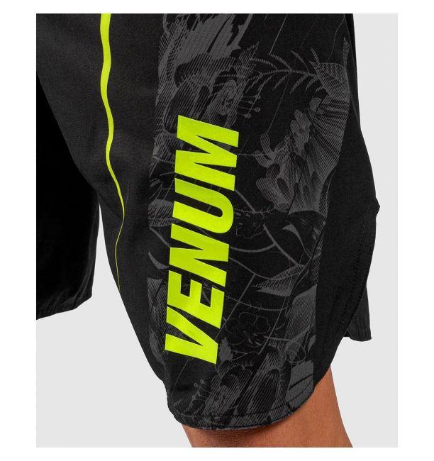 Ανδρικό μαγιό Venum Aero 2.0 Boardshorts - Black/Neo Yellow, Χρώμα: Black/Neoyellow, Μέγεθος: S, Εικόνα _ab__is.image_number.default