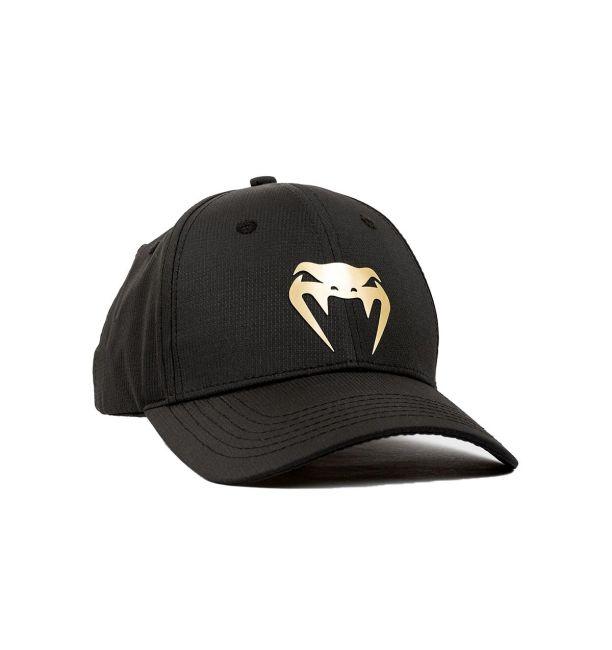 ΚαπέλοVenum Club 182 Cap - Black/Gold