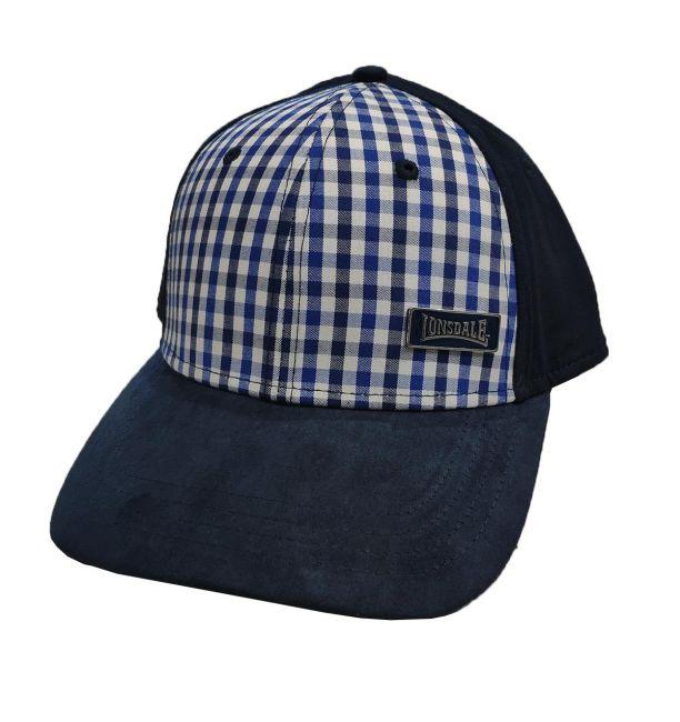 Καπέλο τζόκεϊ Lonsdale Premium - Navy