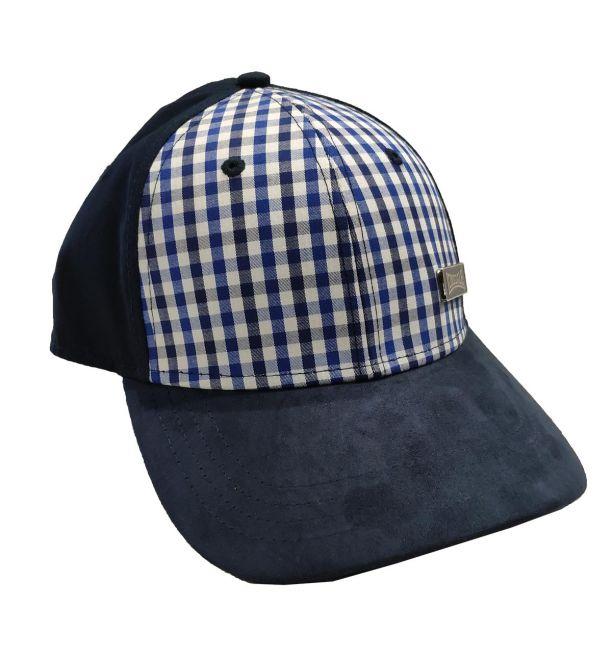 ΚΑΠΕΛΟ LONSDALE ΑΝΔΡΙΚΟ CAP CLOVELLY BLACK/GREY [CLONE], Εικόνα