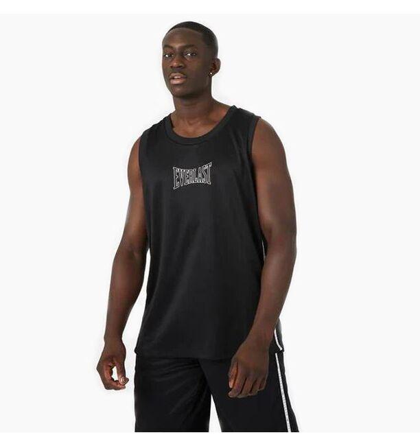 Everlast Ovie Soko Premium Basketball Jersey - Black